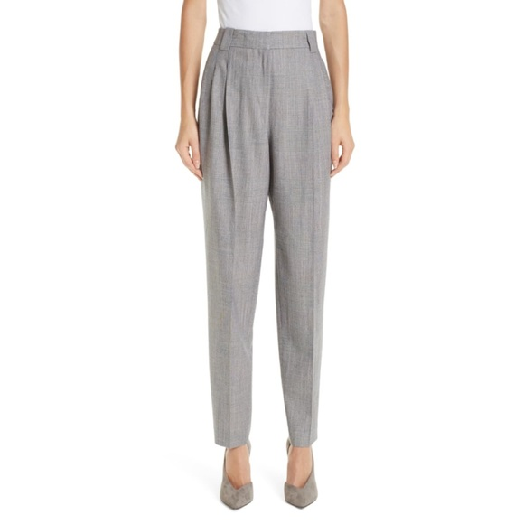 Lafayette 148 New York Pants - NWT Lafayette 148 New York Pleated Plaid Pants